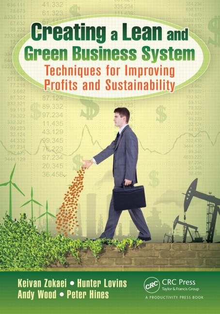 "Book review for ""Creating a Lean and Green Business System"""