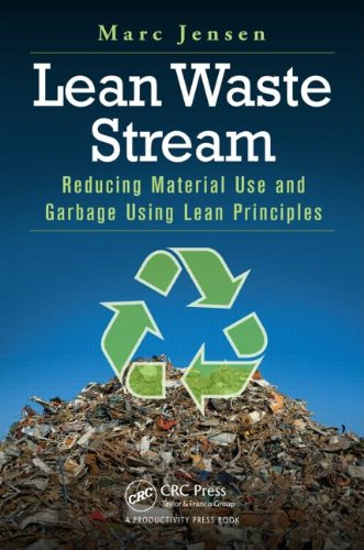 "Book Review: ""Lean Waste Stream"" by Marc Jensen"