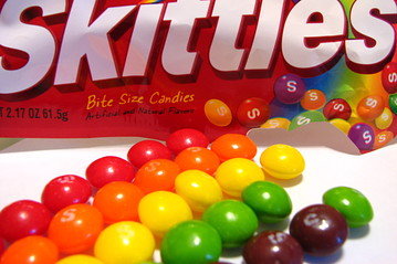 Why I switched from M&Ms to Skittles when teaching Six Sigma