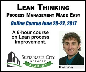 Lean Thinking Webinar Series (3 sessions) @ Online