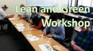 Lean and Sustainability Workshop at Texas Nameplate @ Texas Nameplate | Lancaster | Texas | United States
