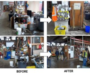 Will process improvement methods from manufacturing work with reuse?
